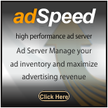 Ad serving solution
